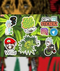 9#-naklejki-stikery-stickery-stickerbomb-420-stickerz-rasta-rick-urbanstaff-casual-streetwear