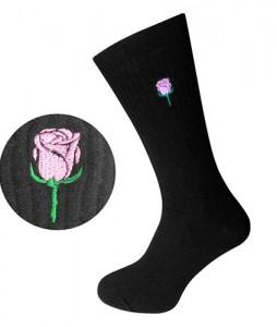 #51-sportowe-skarpety-skarpetki-cup-of-sox-eatable-kwiatoterapia-rose-black-casual-streetwear-urbanstaff-1