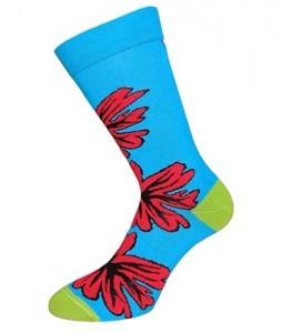 #57-skarpety-skarpetki-kolorowe-cup-of-sox-the-beast-from-the-east-blekitne-z-czerwonym-kwiatem-casual-streetwear-urbanstaff-2