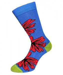 #58-skarpety-skarpetki-kolorowe-cup-of-sox-the-beast-from-the-east-niebieskie-z-czerwonym-kwiatem-casual-streetwear-urbanstaff-2