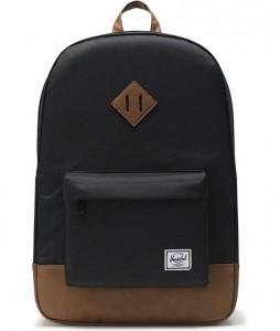 #17-plecak-szkolny-miejski-21,5l-herschel-heritage-black-tan-(10007-00055)-urbanstaff-casual-streetwear (1)