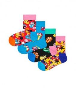#24-skarpety-skarpetki-dzieciece-zestaw-happy-socks-x-rolling-stones-kids-gift-box-4-pak-(XKRLS09-0100)-urbanstaff-casual-streetwear-2