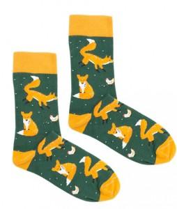 107#-skarpety-skarpetki-kabak-socks-niesamowity-pan-lis-zielony-urban-staff-casual-streetwear
