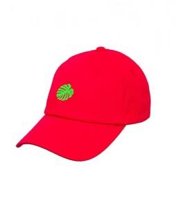 7-czapka-z-daszkiem-kabak-monstera-czerwona-urban-staff-street-casualwear