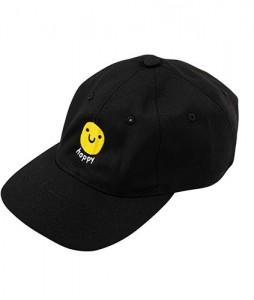 15-czapka-z-daszkiem-kabak-happy-czarna-urban-staff-street-casualwear