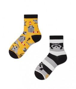 #37-kolorowe-skarpetki-dzięciece-manymornings-raccoon-bandit-kids-urbanstaff-casual-streetwear-(1)