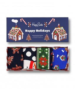 #193-skarpety-skarpetki-zestaw-happy-socks-gingerbread-cookies-gift-box-4-pak-(XGCO09-6500)-urbanstaff-casual-streetwear-1 (2)